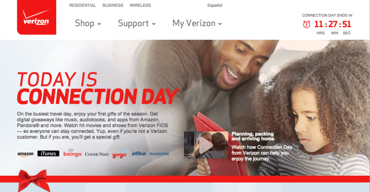 Verizon Subscribers, Claim Your Free 1 GB Monthly Data Today
