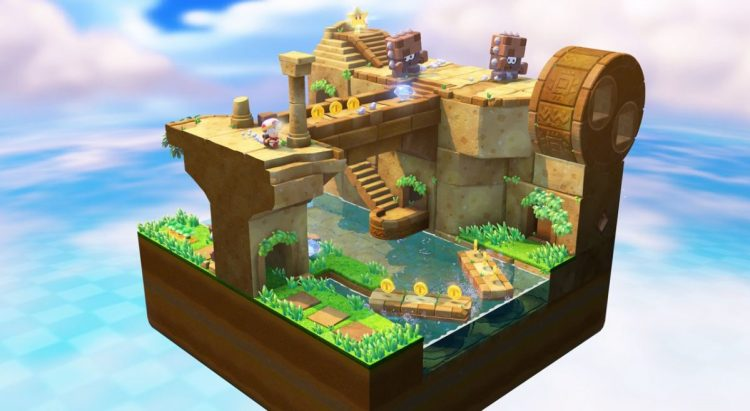 GearDiary Captain Toad: Treasure Tracker Review on Nintendo Wii U