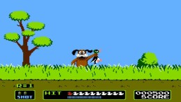 Christmas Release on Wii U for NES Duck Hunt