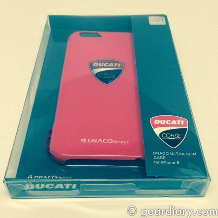 DRACOdesign iPhone 6 case