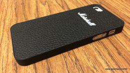 GearDiary Marshall Headphones iPhone 5S Case Review