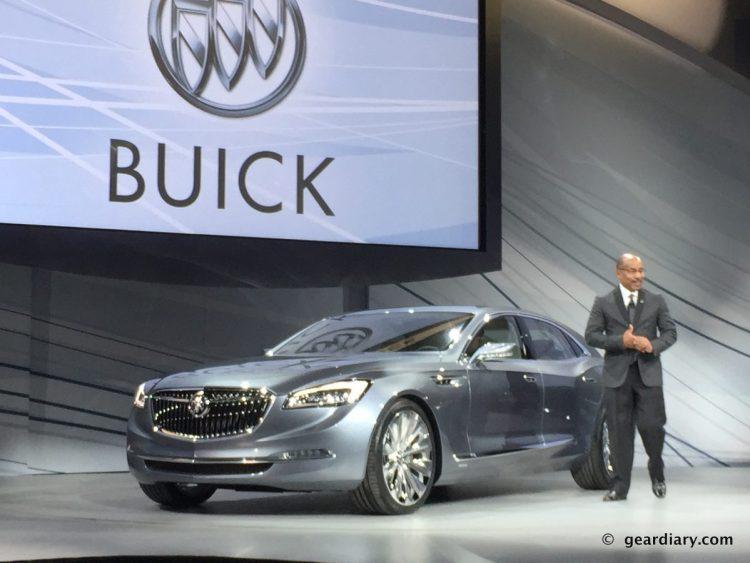 Buick Avenir Concept  4