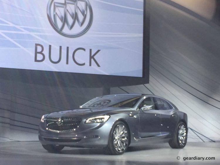 Buick Avenir Concept 5