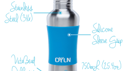 DYLN Living Water Bottle Creates pH Balanced Water On The Go!