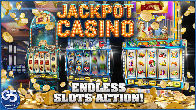 G5's Jackpot Casino v1.1 Update Brings iPhone, Universal Login, <100mb Size