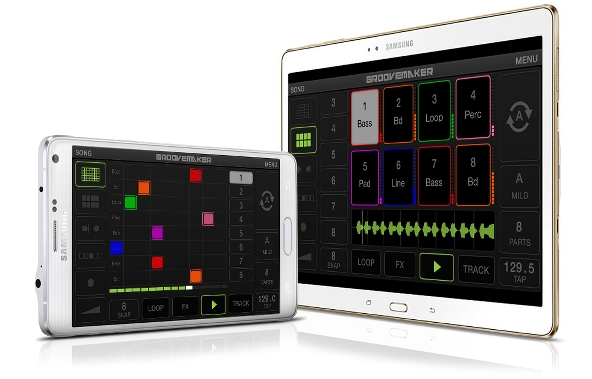 IK Multimedia GrooveMaker 2 Android
