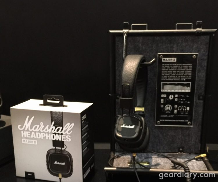 Marshall Major 2 Headphones Will Make Your Ears and Wallet Happy