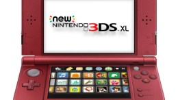 Nintendo Announces Updated 3DS XL for February 13th Release and $199 Price!