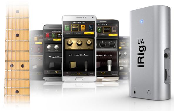 iRig UA Android