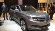Lincoln Debuts All-New MKX in Detroit