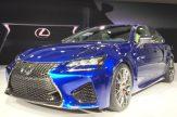 Lexus GS F sedan debut