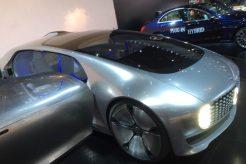 Mercedes-Benz display