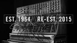 Moog Brings Back Three Legendary Modular Large-Format Synthesizers