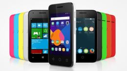 Alcatel Introduces Pixi OS Agnostic Phone at CES 2015