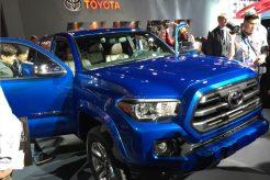 Toyota Tacoma debut