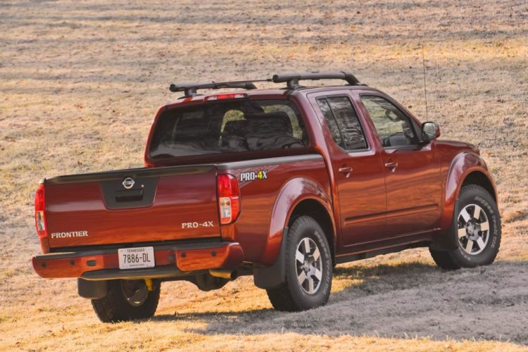 pro truck frontier nissan milford de used in for sale htm