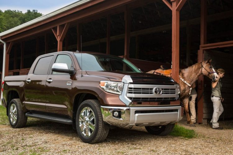 2015 Toyota Tundra 1794/Images courtesy Toyota