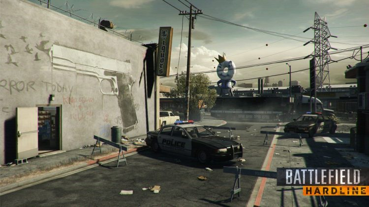 Battlefield Hardline Open Multiplayer Beta Begins