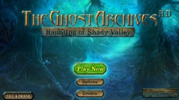GearDiary The Ghost Archives: Haunting of Shady Valley Brings Chills to the Mac!