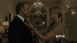 Hail to the Chief! - House of Cards Season 3 Premieres on Netflix