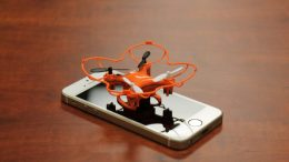 Send in the Axis Nano Drones - A Perfect Fit Just the Size of Your Phone
