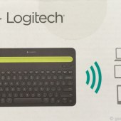 Logitech K480 Keyboard Is a Multi-Device Wonder