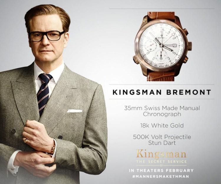 Gear Guide for the 'Kingsmen: The Secret Service' Movie ...
