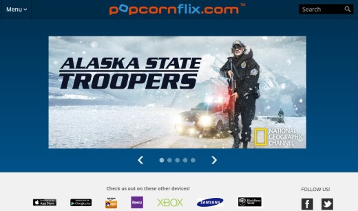 Popcornflix Streaming Service Makes Room on the Couch For PS3/4