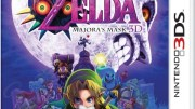 Nintendo Launches The Legend of Zelda: Majora's Mask 3D in Time for New 3DS