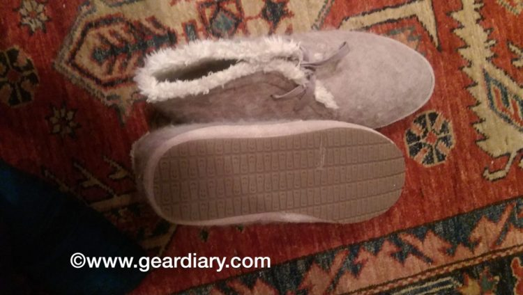 Sanuk AmBrrr and PickPocket Shoes: Comfortable and Well Made