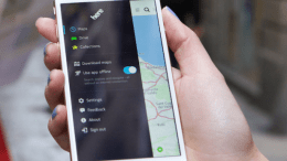 Nokia HERE Maps Re-launch for iOS