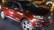 2015 Ford Edge First Drive: No Sign of Slowing Down!