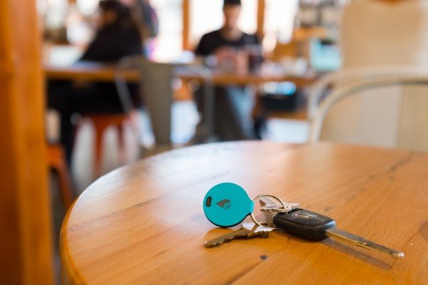 The TrackR Bravo Makes Sure You Never Lose Anything Again