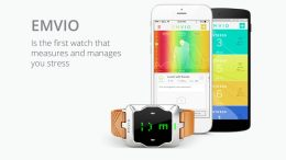 Emvio Smartwatch Wants to Help You Manage Your Stress