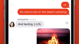 """Firechat - """"Off-The-Grid"""" Public Chat Without Using Internet/Coverage"""