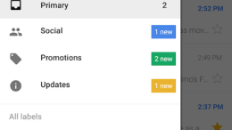Gmail (Finally) Gets One Inbox