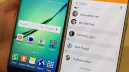 Samsung Announces Galaxy S6 and S6 Edge with Glass, Metal and Qi Charging!