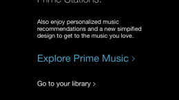 GearDiary Amazon Prime Music Gets Ad-Free Prime Stations with Unlimited Skips