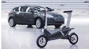 "Ford Turns ""Focus"" on Urban Life; Shows Off Ford E-Bike Concepts at MCW 2015"