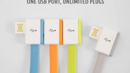 GearDiary Getting the New MacBook but Want More USB Ports? Check Out the InfiniteUSB