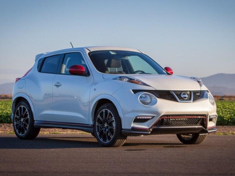 2015 Nissan Juke NISMO/Images courtesy Nissan