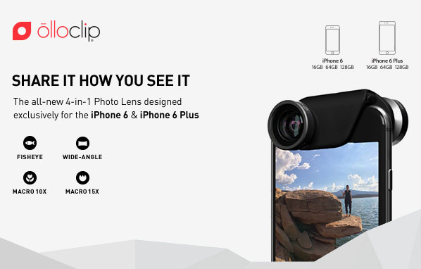 GearDiary Olloclip Review: It Gets Everything Right but the Most Important Thing