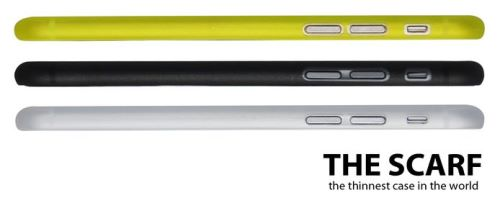 The Scarf is the Thinnest Case for the iPhone 6/6+