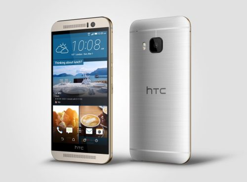 HTC Announces the HTC One M9