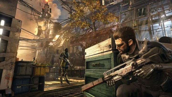 GearDiary Deus Ex: Mankind Divided Game Announcement