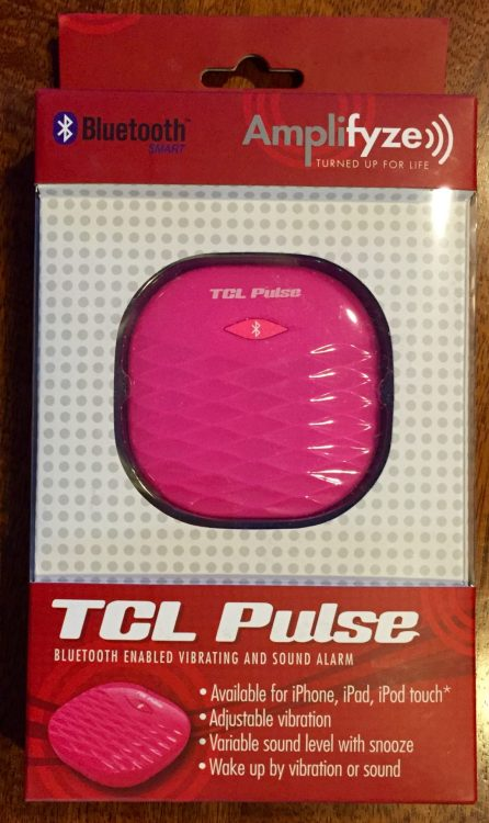 TCL Pulse - Small, But Powerful Enough to Wake a Sleeping Teenager!