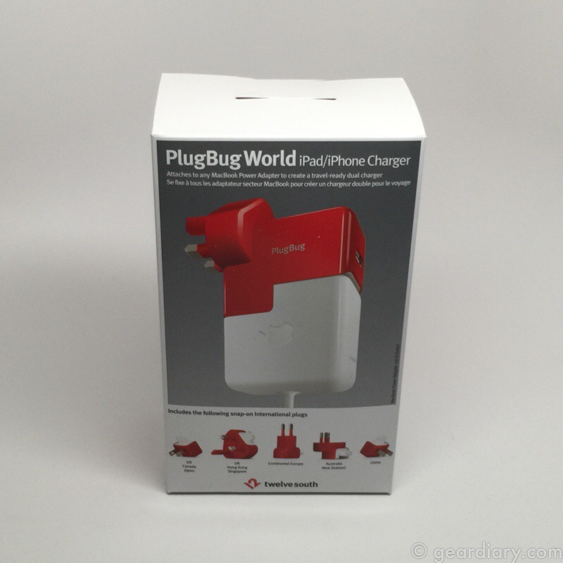 All In With Apple? You Need a Twelve South PlugBug World