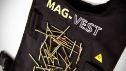 "Ough, Ough, Ough! The Mag-Vest Tool Belt Is PERFECT for ""Home Improvement"""