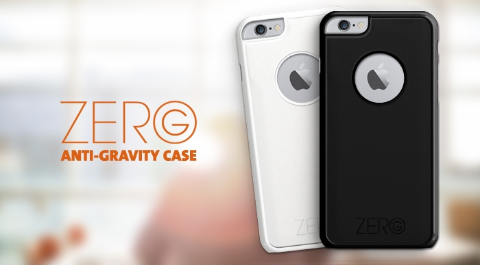 A Case Worth Sticking to Everything: The Zero G Anti-Gravity Case