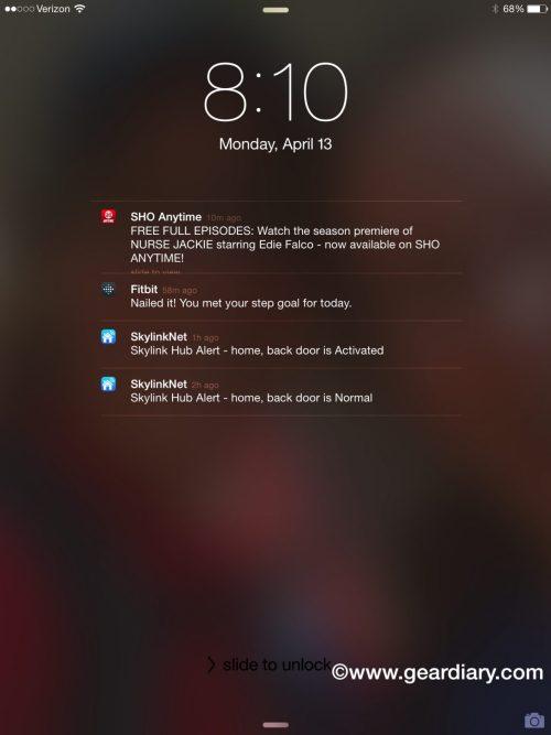 SkylinkNet Alarm System Review